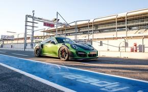 Picture 911, Porsche, Turbo S, TechArt, 2019, GT Street RS