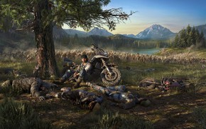 Picture PlayStation 4, Days Gone, Sony Interactive Entertainment, SIE Bend Studio