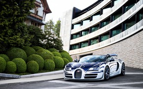 Picture Roadster, Bugatti, Veyron, supercar, hypercar, Grand Sport, Vitesse