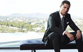 Picture athlete, Cristiano Ronaldo, player