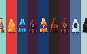 Picture Fallout, Art, Cola, Cola, Nuka-Cola
