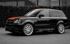Picture 2008, Project Kahn, Land Rover, Range Rover, tuning, mid-size SUV, Sport Vesuvius