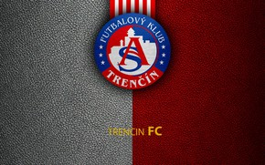 Picture wallpaper, sport, logo, football, Trencin