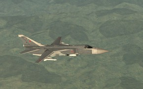 Picture Su-24M, Bomber, OKB P. O. Sukhoi