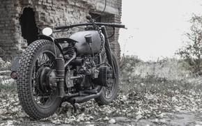 Picture Bike, Custom, Bobber