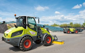Picture Claas, Torion 639, Scorpion 741