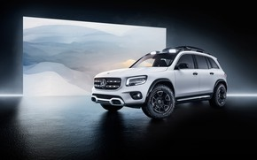 Picture Concept, Mercedes-Benz, 2019, GLB