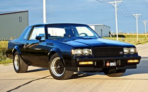 Picture Buick, GNX, Vehicle