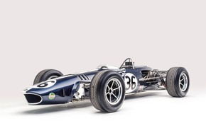 Picture Eagle, Formula 1, 1966, Classic car, Sports car, Eagle T1G (Mk1)