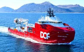 Picture Sea, The ship, Nose, Technique, Tank, Vessel, Offshore, Offshore Supply Ship, Supply Ship, Skandi Vinland, …