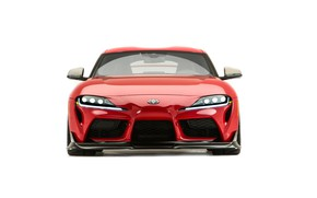 Picture Toyota, front view, Supra, Heritage Edition, 2019, GR Above, A90, SEMA 2019