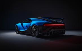 Picture Bugatti, hypercar, Chiron, 2020, Pur Sport