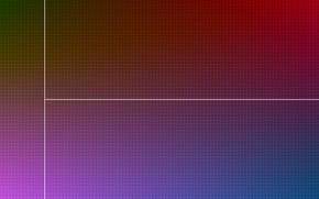 Picture color, strip, gradient