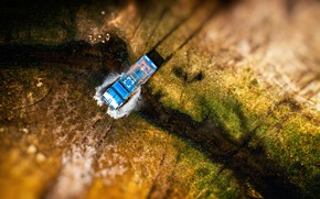 Picture Sport, Machine, Truck, Race, Master, Russia, The view from the top, 300, 2018, Kamaz, Rally, ...