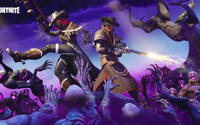 Picture 2018, Epic Games, Calamity, Fortnite, Battle Royale, Deadfire