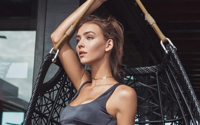 Picture look, girl, pose, Rachel Cook