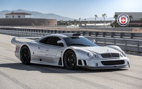 Picture Mercedes-Benz, GTR, AMG, CLK