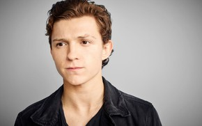 Picture look, pose, actor, Tom Holland, Tom Holland