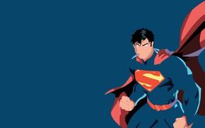 Picture emblem, superman, cloak, super, Superman, superhero, super, hero, superhero