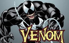 Picture comic, Venom, Venom