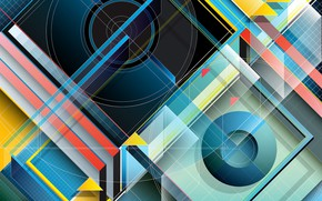 Wallpaper design, color, form