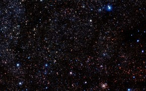 Picture Stars, Milky Way, Chili, Arches, THAT, Star Cluster, Near-infrared, Paranal, VLT UT4, Wide-Field Imager, HAWK-I, …