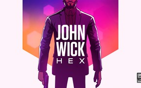 Picture Mike Bithell Games, Lionsgate Games, Good Shepherd Entertainment, John Wick Hex