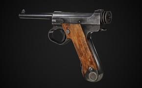 Picture Japan, Self-loading pistol, Nambu Type 14