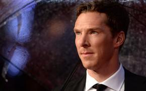 Picture glare, background, umbrella, Benedict Cumberbatch, Benedict Cumberbatch