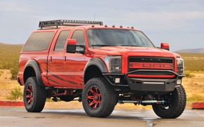 Picture Ford, custom, 4x4, Super Duty, F-250, pickup tuning