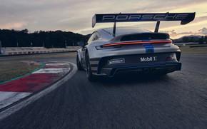 Picture 911, Porsche, spoiler, track, GT3, Boss, Cup, 2021