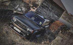 Picture Land Rover, Range Rover Sport, land Rover, Range rover, range Rover, Ingushetia, Ingushetia, high, range …