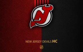 Picture wallpaper, sport, logo, NHL, hockey, New Jersey Devils