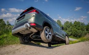 Picture Subaru, 4x4, crossover, Forester, 2019