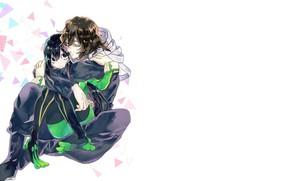 Picture romance, two, My Hero Academia, Boku No Hero Academy, My Hero Academy