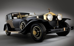 Picture Car, Style, Vintage, Rolls- Royce