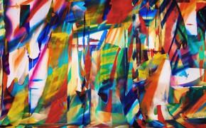 Picture pattern, paint, texture, chaos, flap