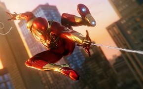 Picture web, Spider-Man, Spider-Man, Spider-Man (PS4)