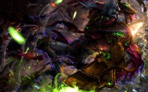 Picture Blizzard, Protoss, StarCraft 2, Justice, StarCraft, Zeratul, Zeratul, Star Craft, Dark Prelate, Nerazim, Dark Templar, …