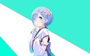 Picture girl, From scratch, REM, Re: Zero Kara Hajime Chip Isek Or Seikatsu
