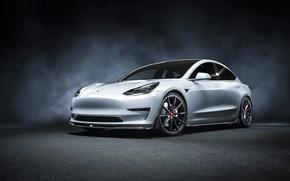 Picture Vorsteiner, Tesla, Model 3, 2019, Time
