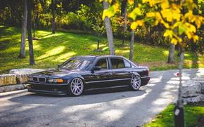 Picture car, bmw, BMW, Boomer, e38, 7 series, E38