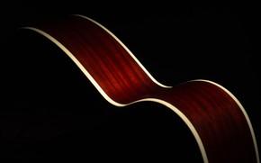 Picture color, guitar, form