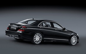 Picture Mercedes-Benz, sedan, S-Class, W221, the fifth generation of its flagship series, Carlsson Noble RS