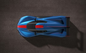 Picture the view from the top, 2018, Pininfarina, H2 Speed