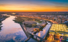 Picture Lithuania, Kaunas, Žalgiris arena