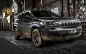 Picture 2018, Jeep, Cherokee, Trailhawk