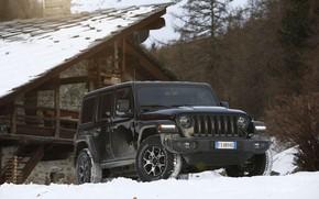 Picture 2018, Jeep, Unlimited, Rubicon, Jeep Wrangler, Jeep Wrangler Unlimited Rubicon 2018