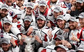 Wallpaper The game, Sport, Carlson, Ice, Washington, Harry Potter, Ice, Victory, Washington, 2018, Alexander Ovechkin, NHL, ...