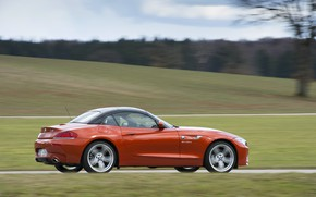 Picture field, BMW, profile, Roadster, 2013, E89, BMW Z4, Z4, sDrive35is